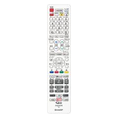 シャープ ブルーレイディスクレコーダー用 リモコン(004 638 0288)