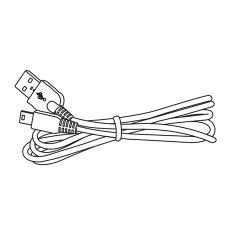 シャープ サウンドパートナー用 マイクロ USB 給電ケーブル(約1m)(112 512 4846)