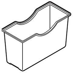 シャープ 冷蔵庫用 貯氷ケース(201 428 1952)