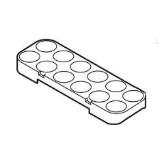 シャープ 冷蔵庫用 たまご仕切り (201 945 2268)
