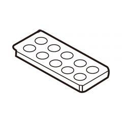 シャープ 冷蔵庫用 たまご仕切り(201 945 2595)
