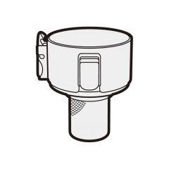 シャープ 掃除機用 筒型フィルター(上)(217 110 3670)
