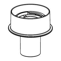 シャープ 掃除機用 筒型フィルター(下)(217 407 0047)