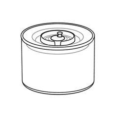シャープ 真空ブレンダー用 保存容器<S>