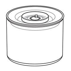 シャープ 真空ブレンダー用 保存容器<M>