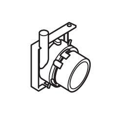 シャープ 加湿セラミックファンヒーター用 給水ポンプ(252 396 0003)