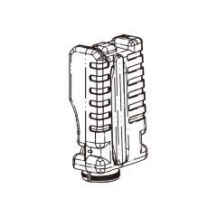 シャープ 加湿空気清浄機用 水タンク(280 421 0094)