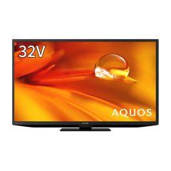 32V型 地上・BS・110度CSデジタルハイビジョン液晶テレビ<ブラック系>
