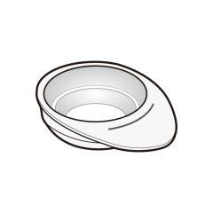 シャープ オーブンレンジ用 スチームカップ (350 428 0069)