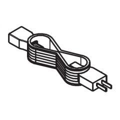 シャープ ホットクック用 電源コード(362 500 0015)