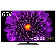 65V型 4K有機ELテレビ+標準配送設置サービス セット