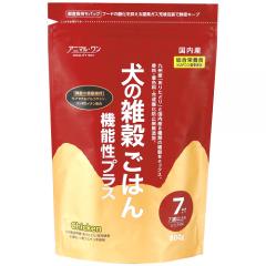 犬の雑穀ごはん 機能性セブン(チキン)総合栄養食/800g