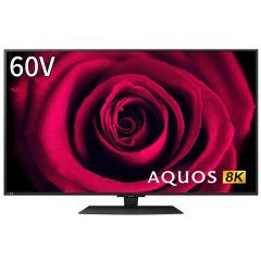 60V型 8K液晶テレビ+標準配送設置サービス セット