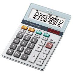グリーン購入法適合電卓(ミニナイスサイズタイプ)