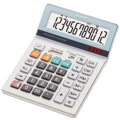 グリーン購入法適合電卓(セミデスクタイプ)