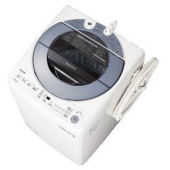 全自動洗濯機<シルバー系>+標準配送設置サービス セット