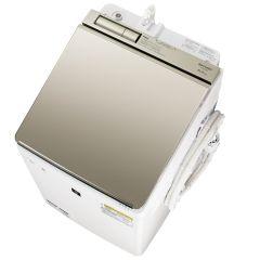 タテ型洗濯乾燥機<ゴールド系>+標準配送設置サービス セット