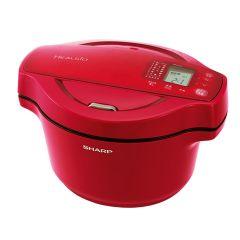 水なし自動調理鍋 へルシオ ホットクック<1.6Lタイプ><レッド系>