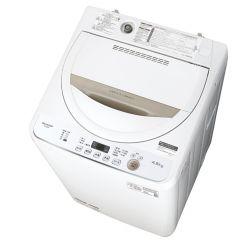 全自動洗濯機<ベージュ系>+標準配送設置サービス セット