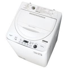 全自動洗濯機<ホワイト系>+標準配送設置サービス セット