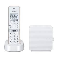 デジタルコードレス電話機<ホワイト系>