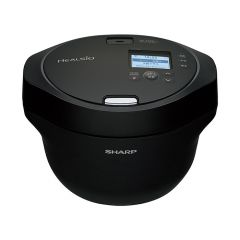 へルシオ ホットクック<無線LAN搭載><1.6Lタイプ><ブラック系>