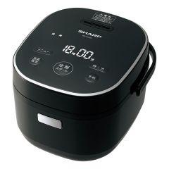 ジャー炊飯器 0.54L(0.5合~3合)<ブラック系>