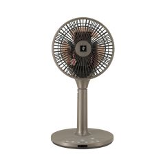 プラズマクラスター扇風機(3Dファン)<ブラウン系>